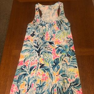 Lilly Pulitzer Melle tank dress